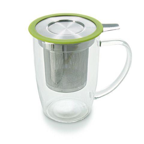 Love using this tea mug every morning.