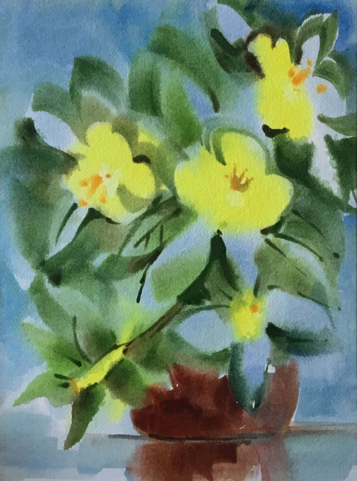 Enjoy The Zen Of Watercolor Classes At Fairchild Tropical Botanic