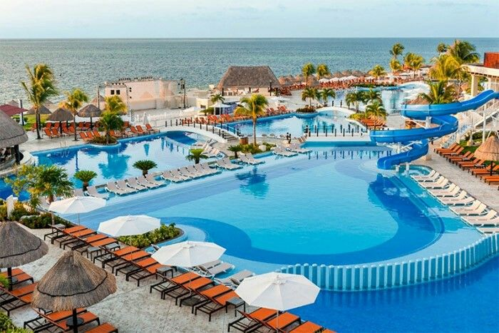 The Grand At Moon Palace Cancun Vacationideascheap With Images