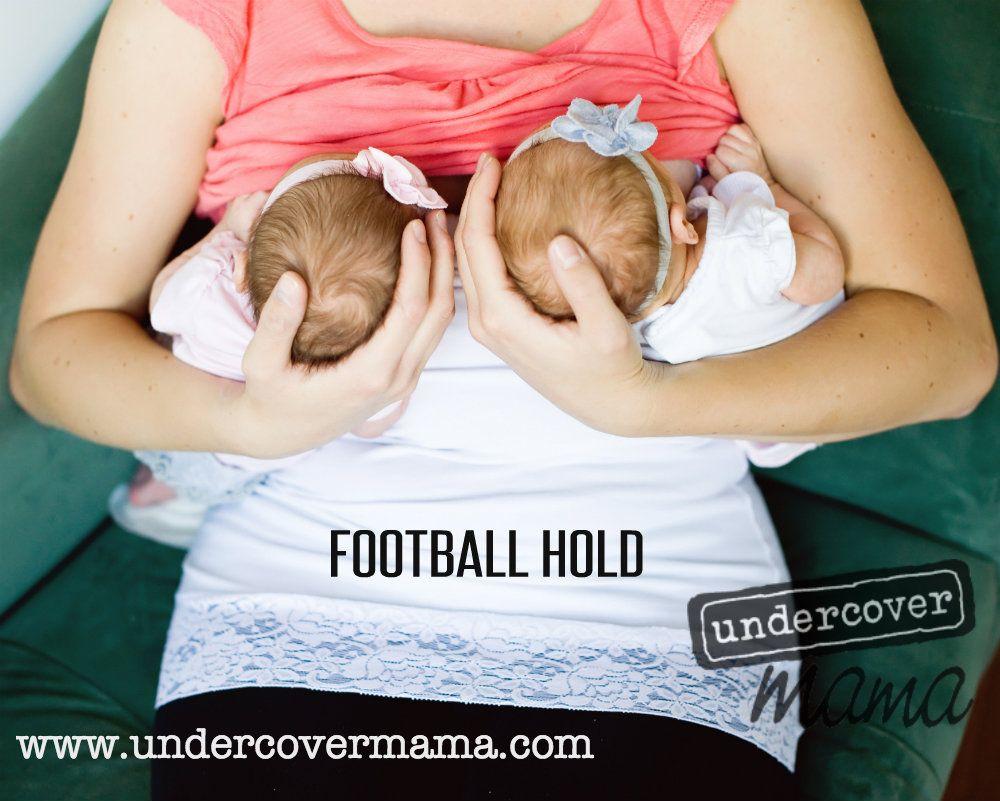 breastfeeding positions football hold nursing