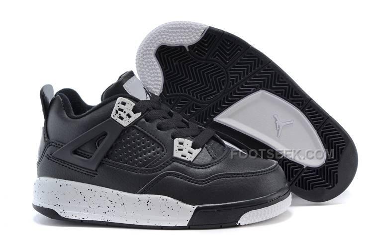 25ee8a06e http   www.footseek.com cheap-kids-jordan-4-retro-oreo-black-tech ...