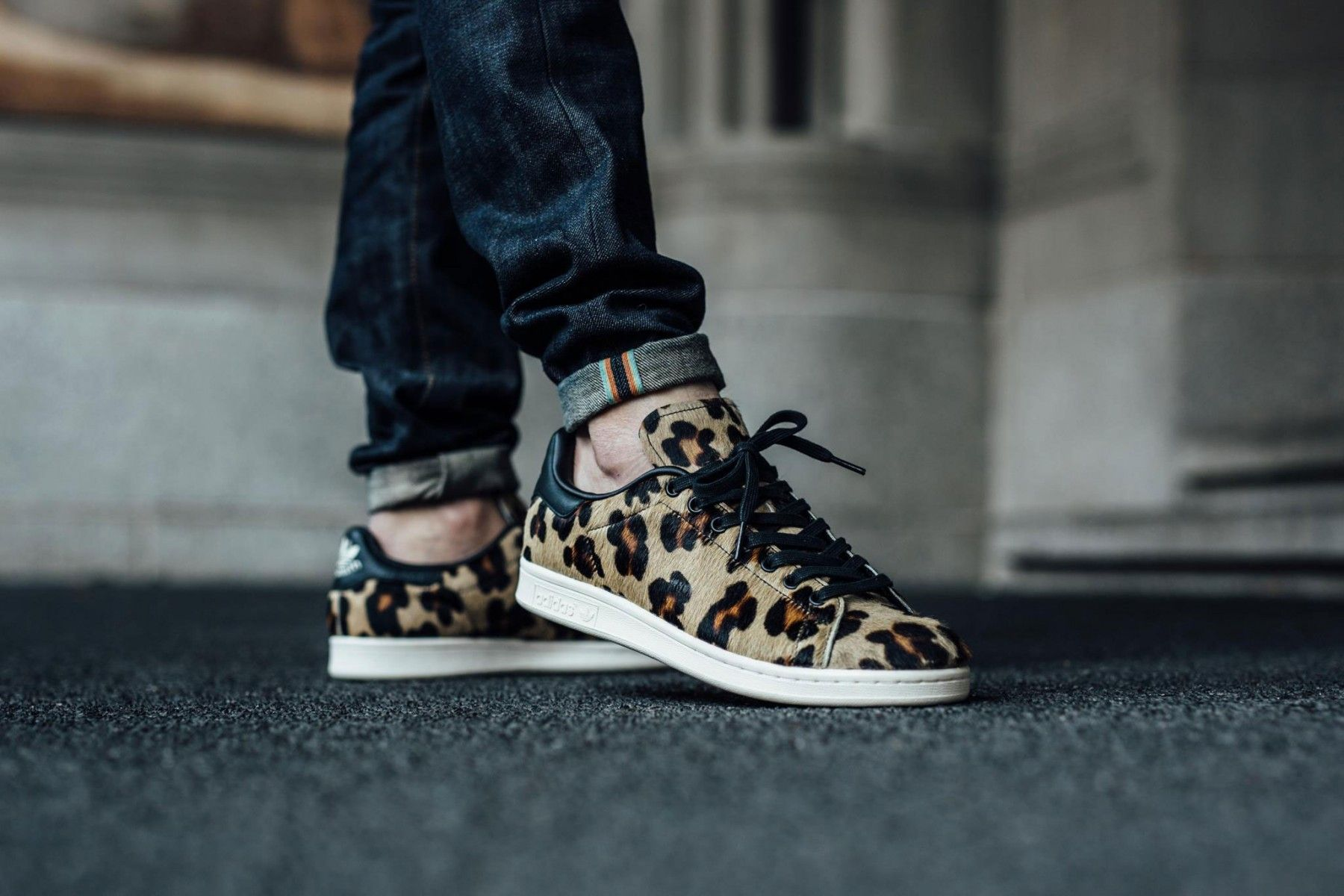 The adidas Originals Stan Smith is in a fierce mood as we ...