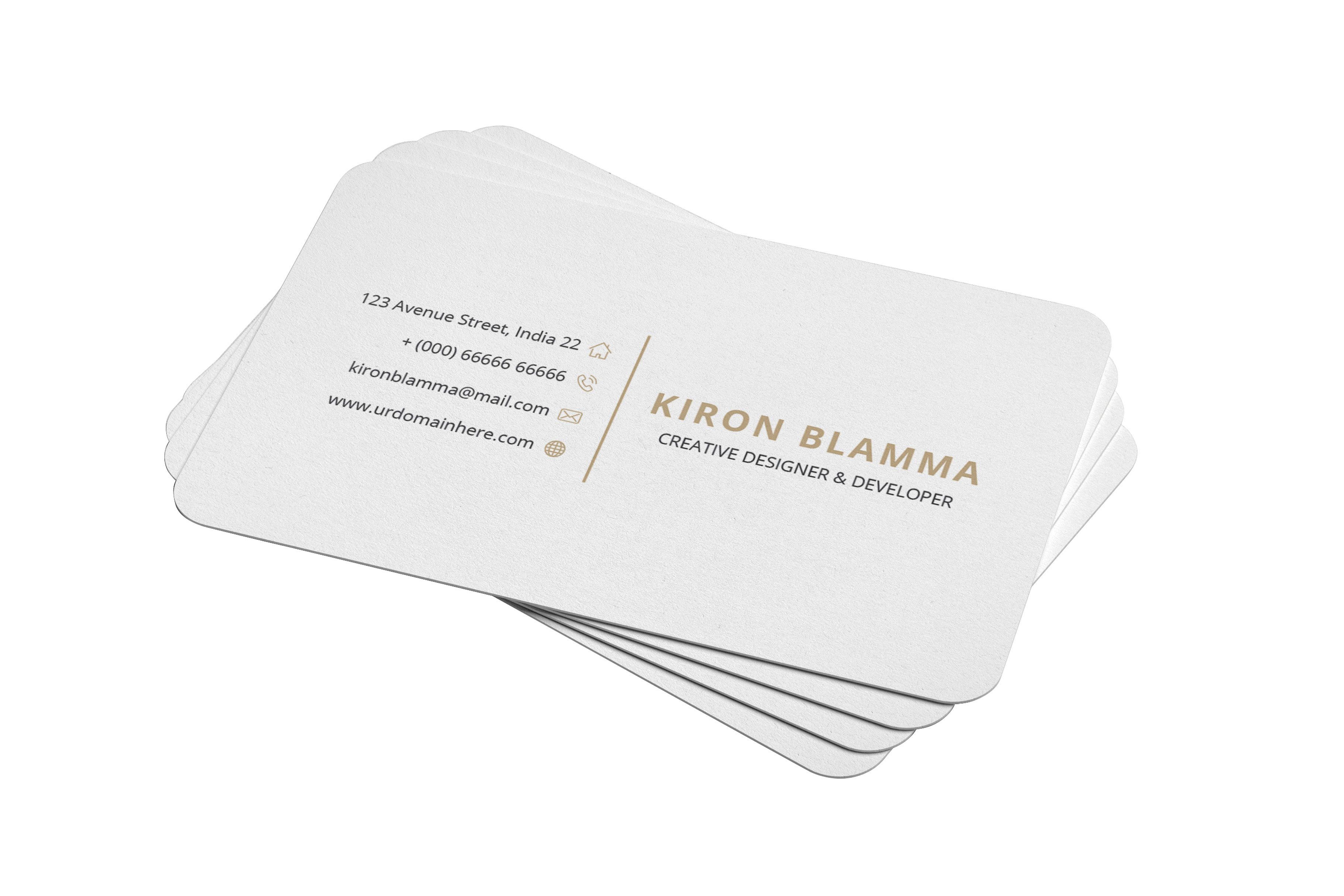 White Classic Business Cards Graphic Templates Classic Business Card Business Card Graphic Business Card Design Creative