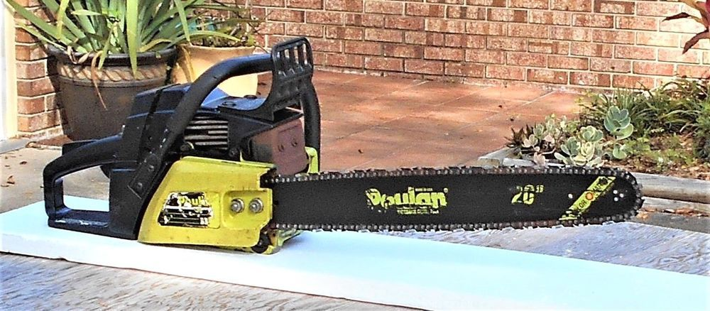 Poulan 3300 Chainsaw with 20