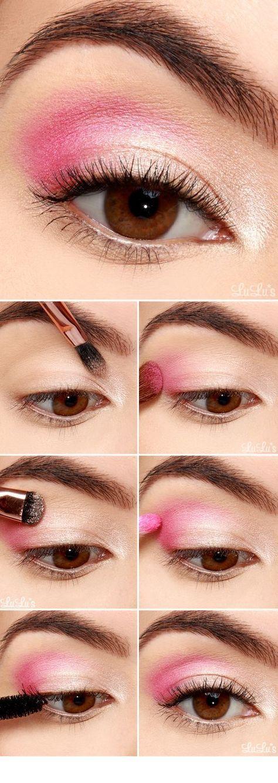 Photo of 10 Hermosas ideas para pintar tus ojos de Rosa