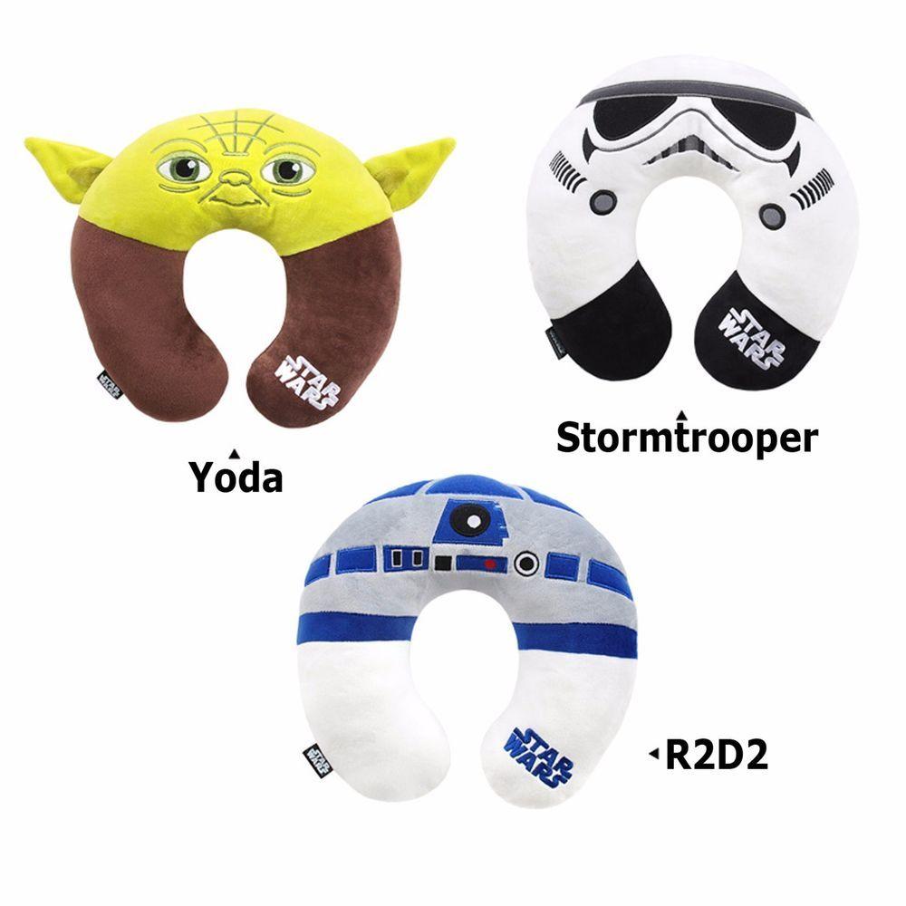 U-Shape Star Wars Neck Cushion Seriese Yoda/Stormtrooper ...