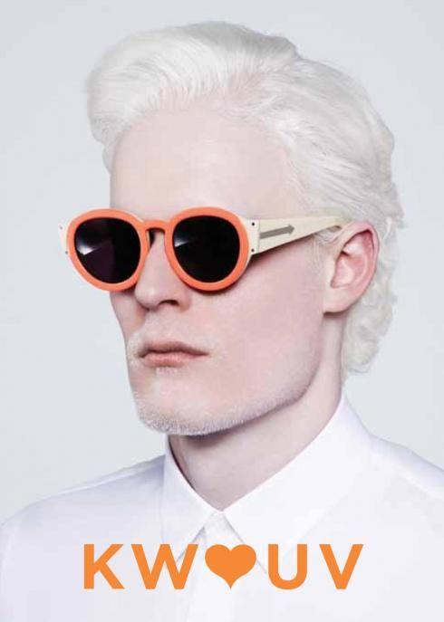52d9fa82c29 albino model Stephen Thompson Stephen Thompson, Albino Men, Cat Eye  Sunglasses, Police Sunglasses
