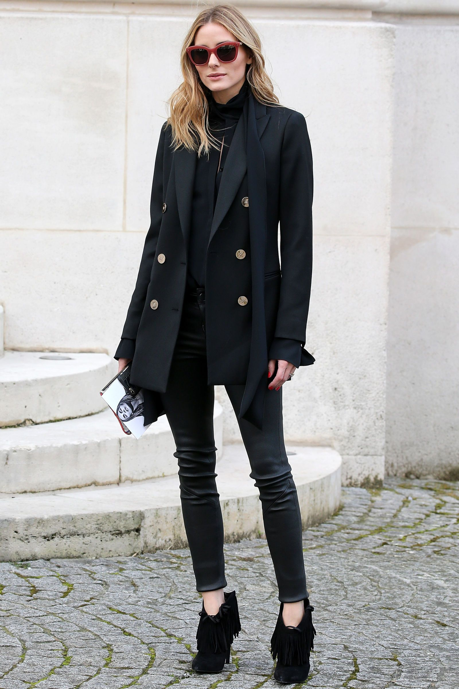 Follow Olivia Palermo on the Road to Street Style Success