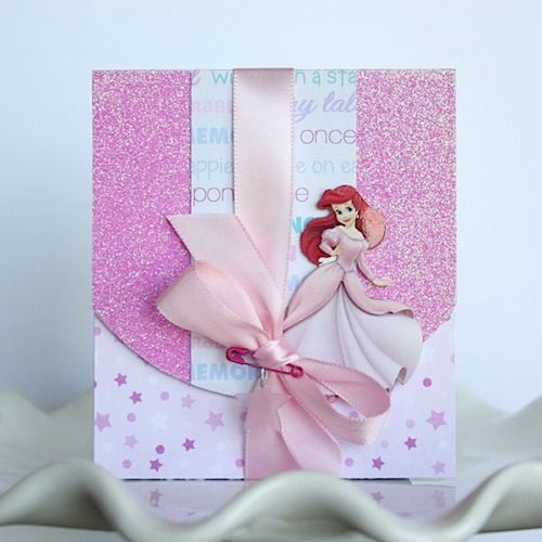 17 Best images about CARDSPrincess – Happy Birthday Princess Card
