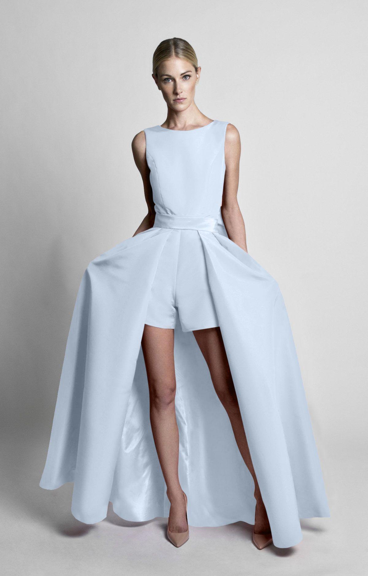 Pantsuit Prom Dress