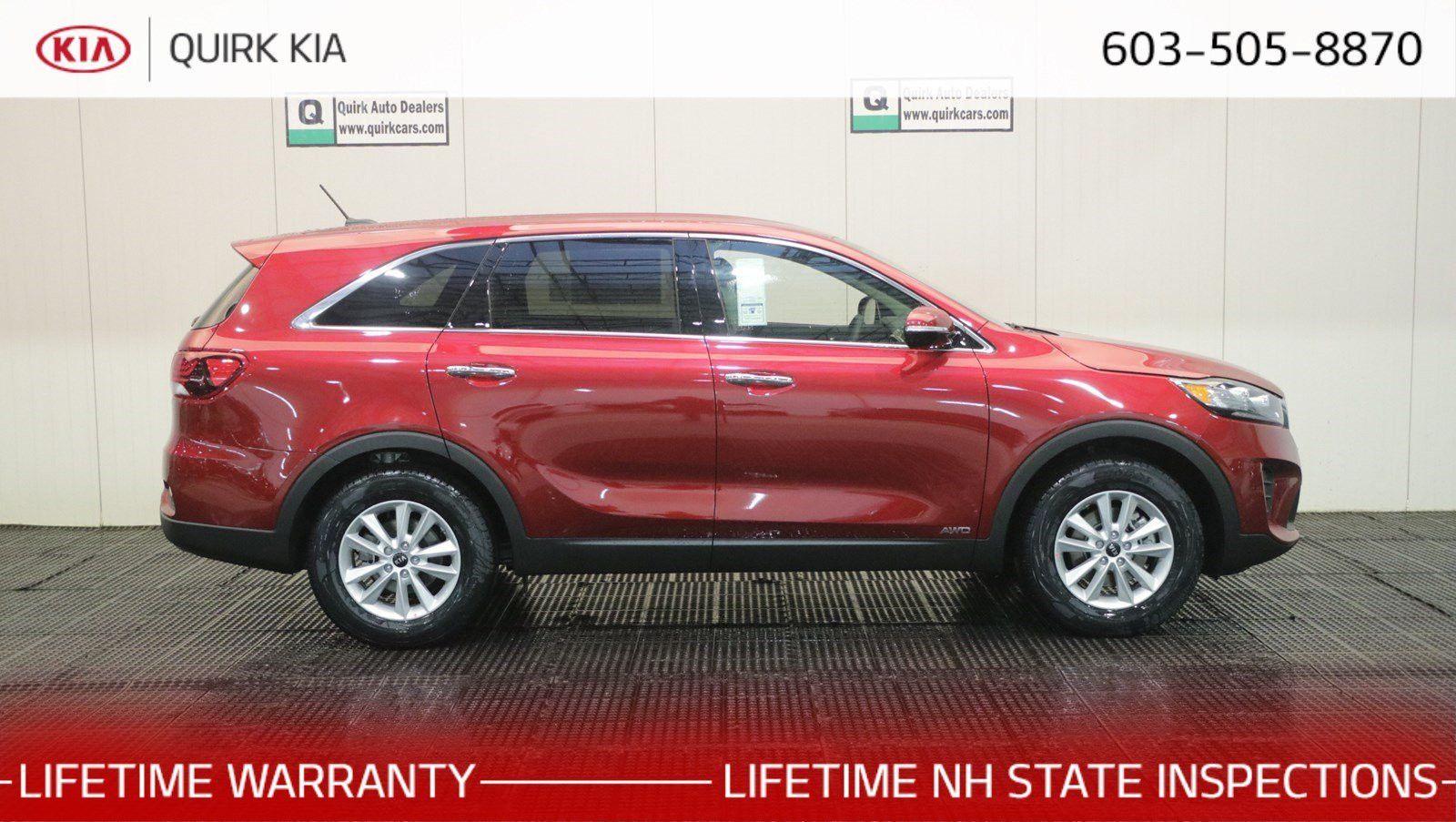 2021 Kia Sorento Warranty - NEWREAY
