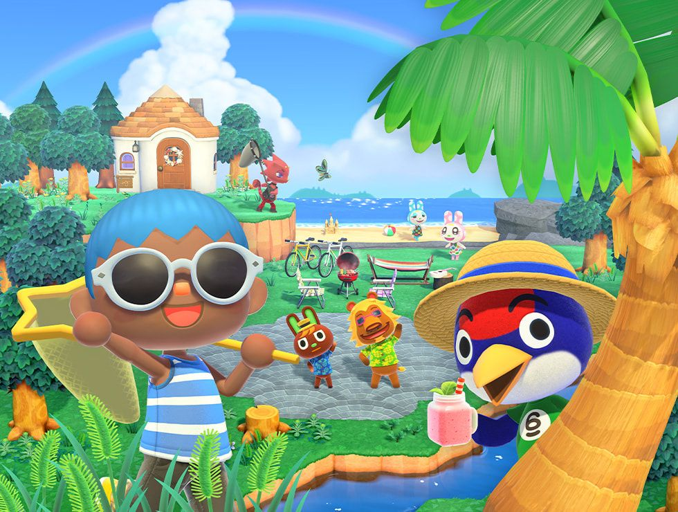 Animal Crossing™ New Horizons for the Nintendo Switch