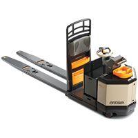 Crown Rider Pallet Truck Pc4500 Lifted Trucks Forklift Forklift Training