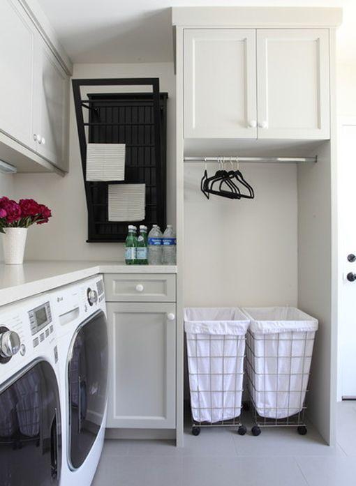 Zonas de lavado y planchado en cuartos anexos mi casa - Lavado y planchado ...