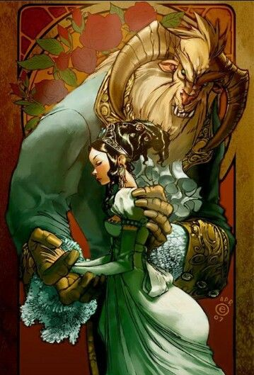 Beauty And The Beast Fairy Tale Beauty And The Beast Art Classic Fairy Tales Fairy Tales