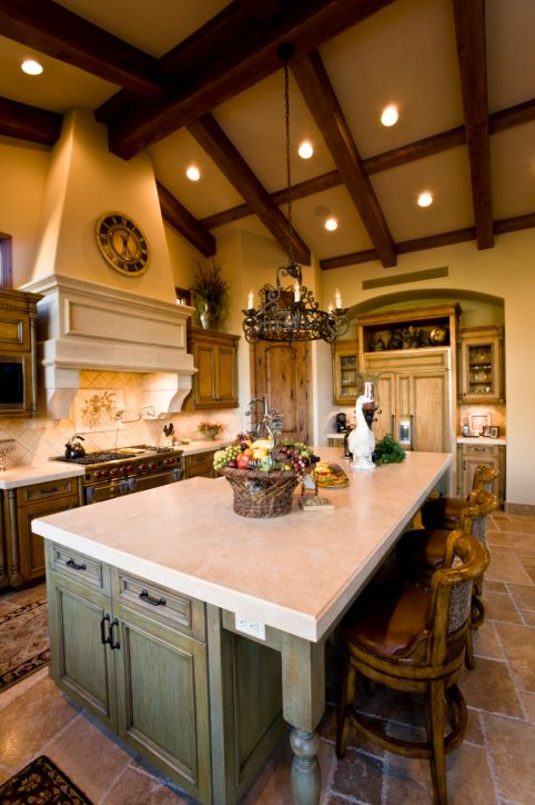 Best 31 Custom Luxury Kitchen Designs Some 100K Plus 640 x 480