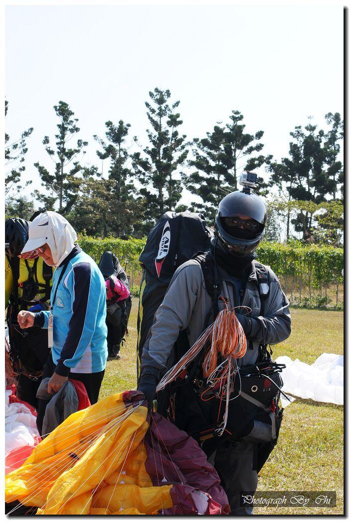 2014埔里飛行傘國際公開賽 第二日 @ 無缺的痕跡 :: 隨意窩 Xuite日誌