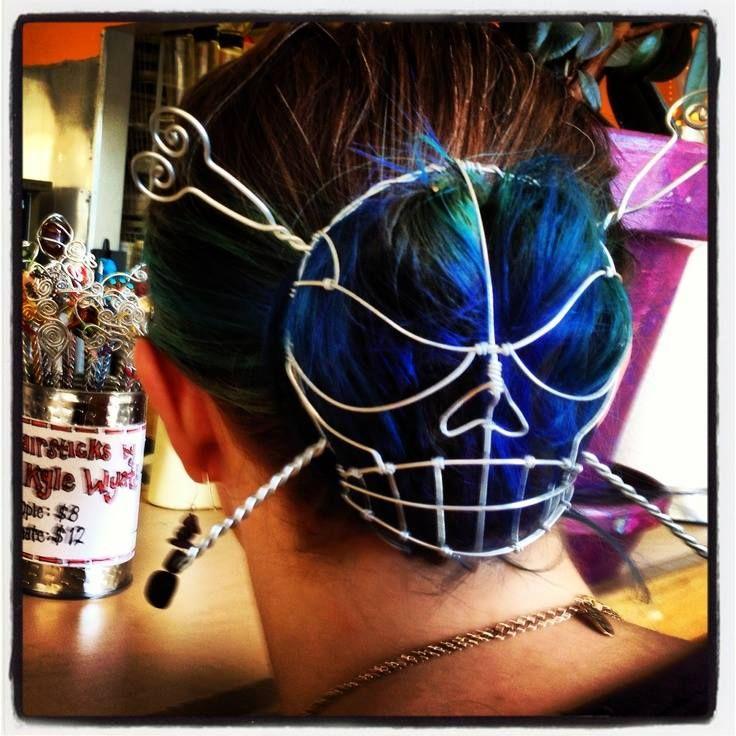Hair Skullupture!