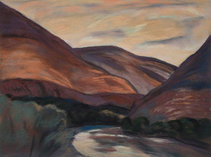Lisa Harris Gallery: Artist John Cole