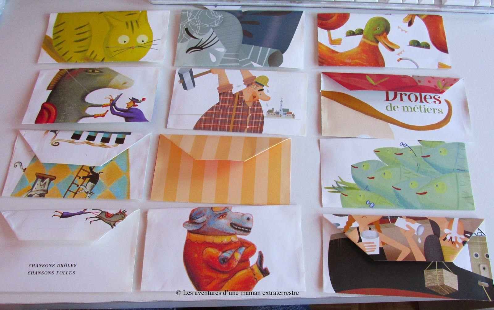 Les aventures d'une maman extraterrestre!: Recyclez vos livres d'enfants ou revues