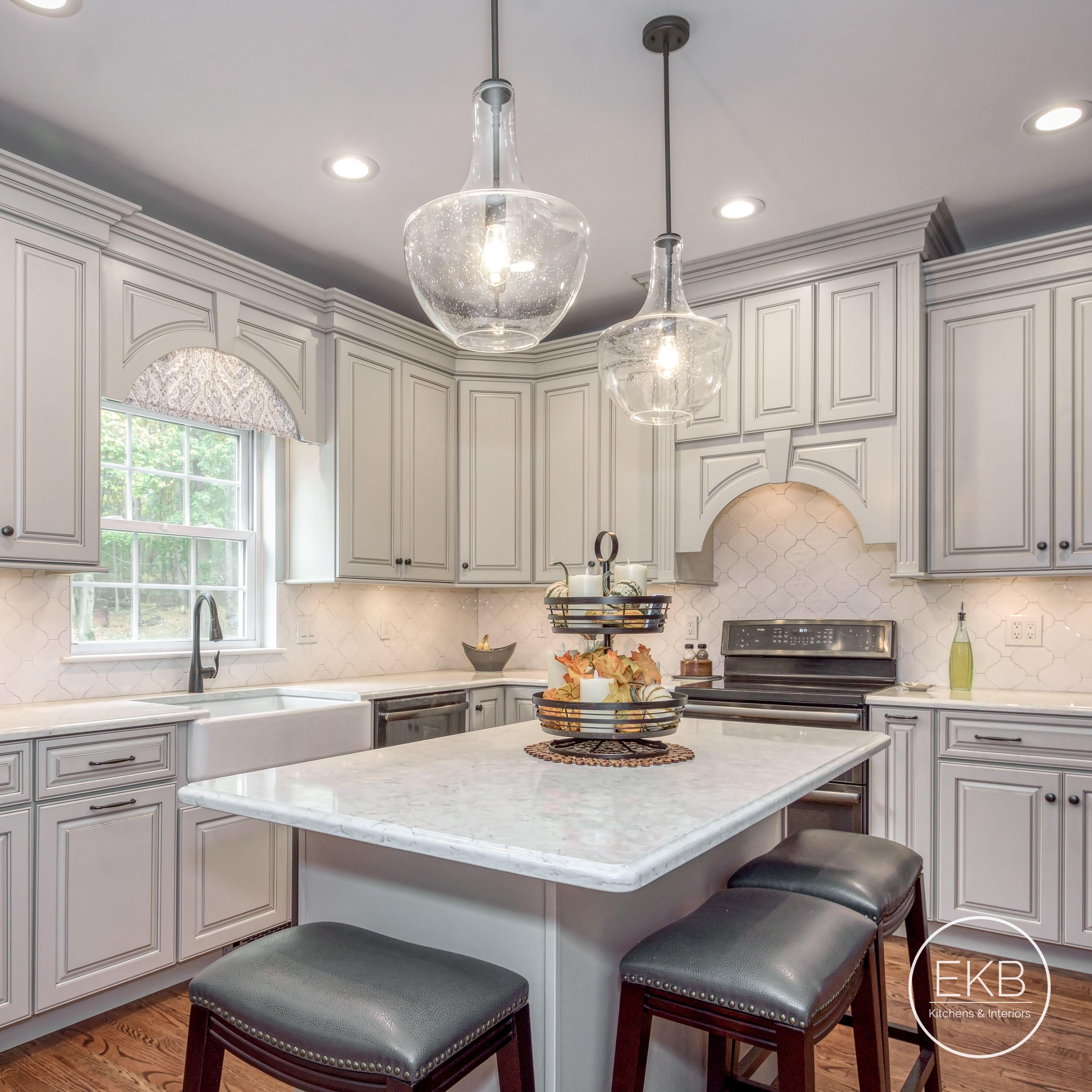 Stunning Campbell Hall Kitchen Kitchen Grey Kitchen Cabinets Maple Cabinets