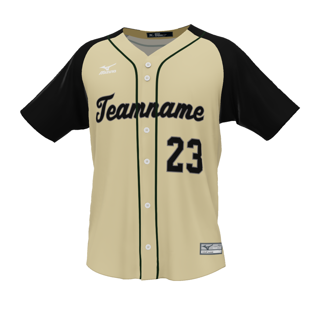 1627cb60c Custom Mizuno Baseball Jersey