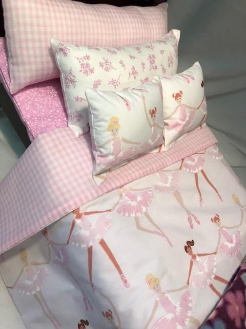 Ballerina Iv 7 Piece Doll Bedding Set With Images