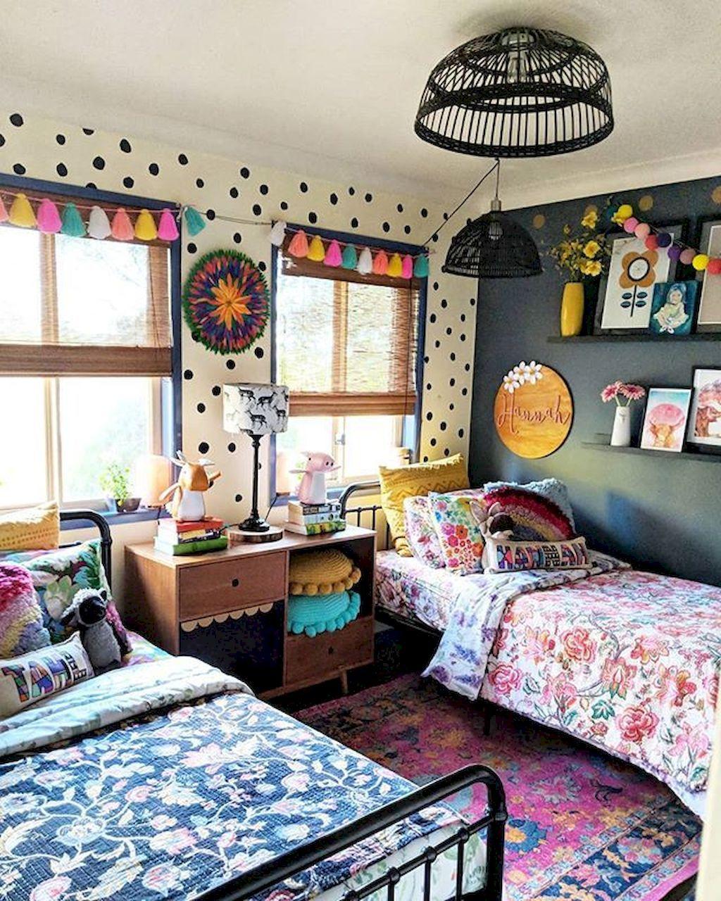 70 Fantastic Kids Bedroom Design Ideas #kidsrooms