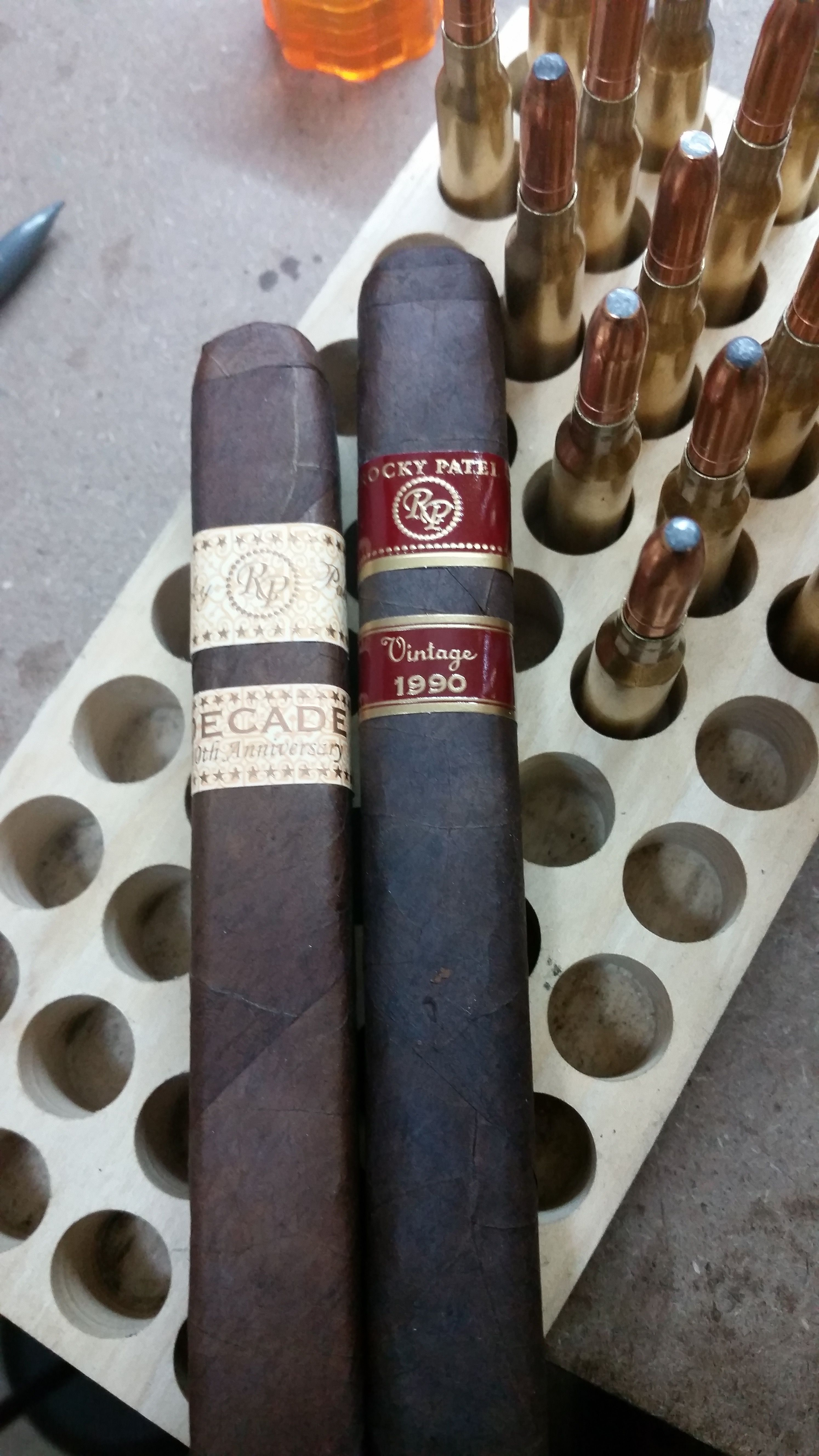 Rocky Patel Decade Cigar