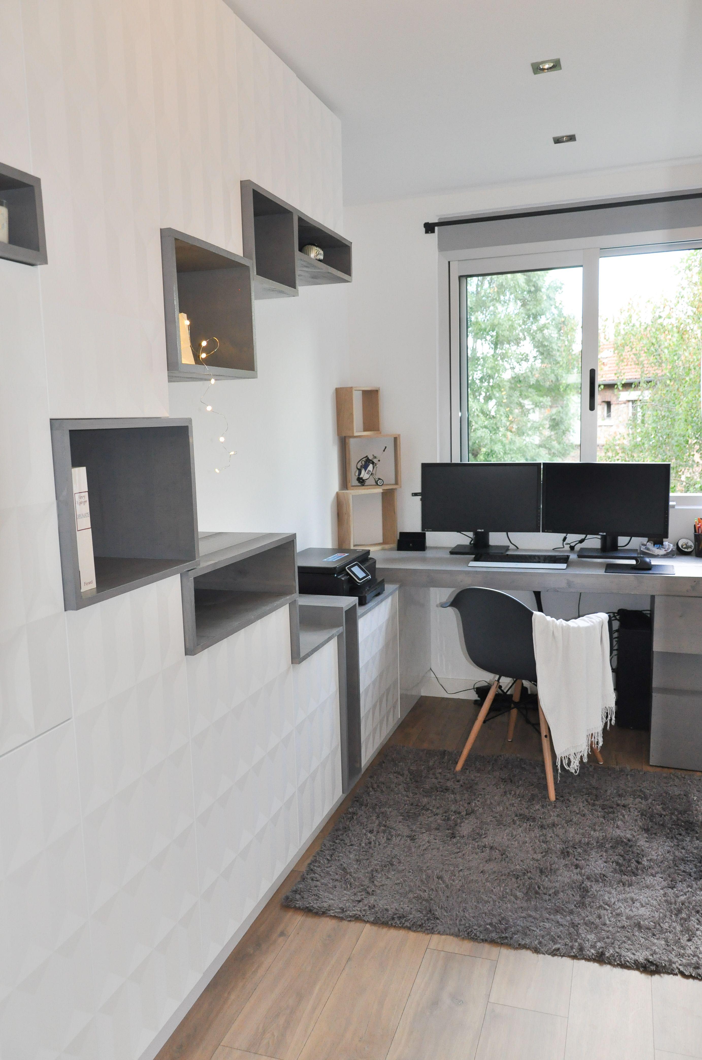 Bureau Inspiration Filip Janssens Diy Ikea Hack Office