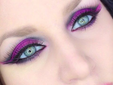 Spellbound Halloween Eye Makeup Tutorial - YouTube Happy Stuff
