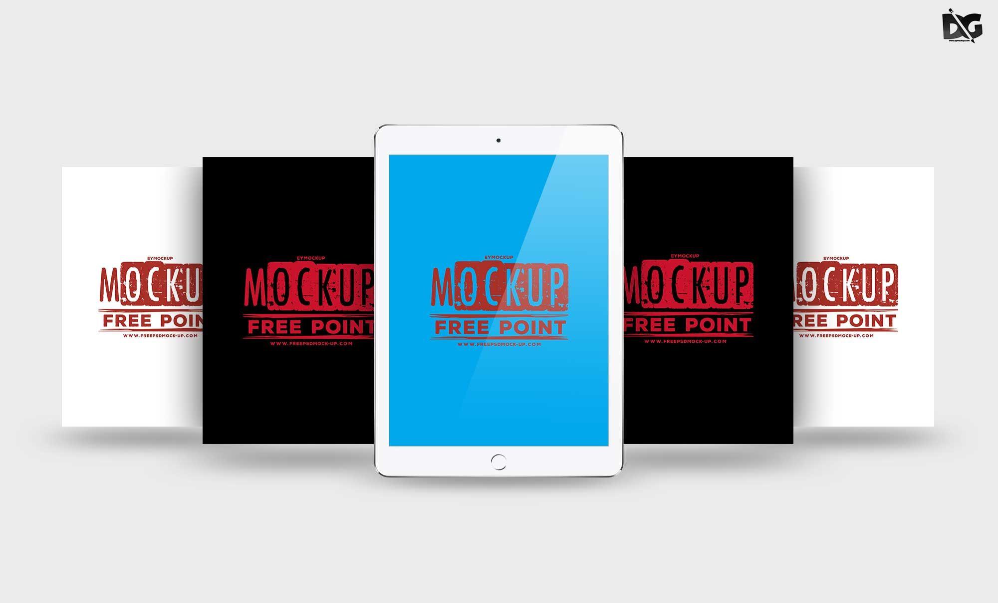 Free download psd mockup