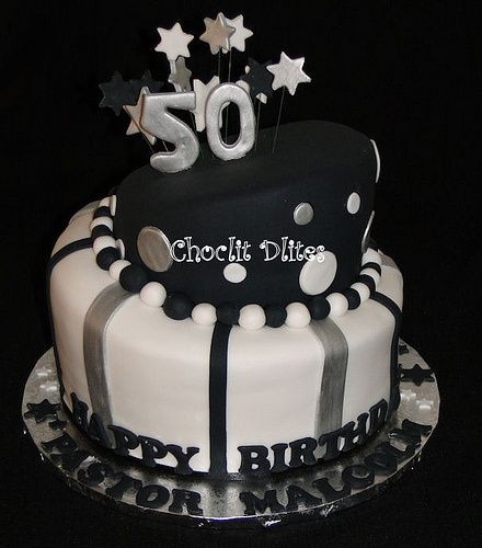 50th birthday party ideas 50th birthday cake PartyEvent Ideas