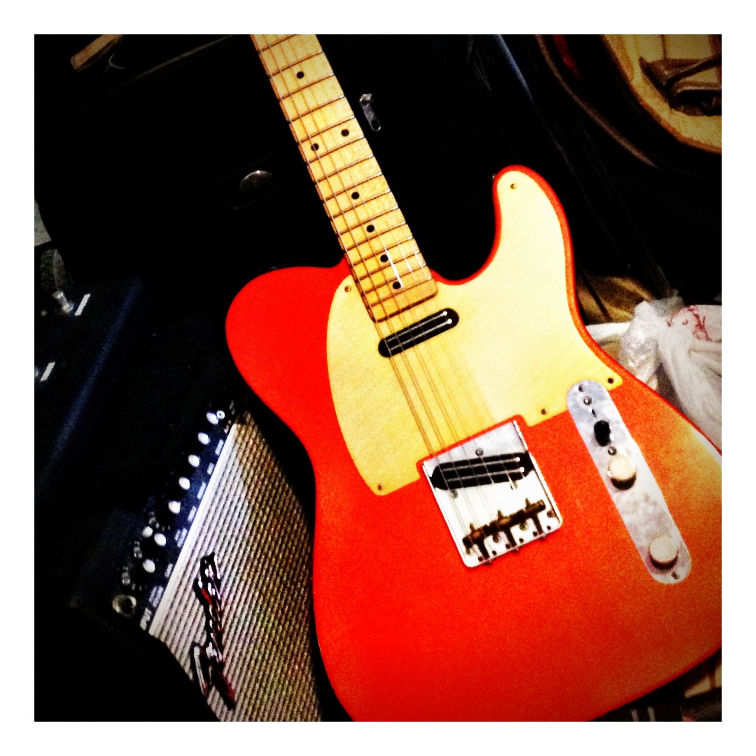 hight resolution of custom shop 50 s mvplayer s telecaster with joe barden engineering pickups and acme toneshaper controls