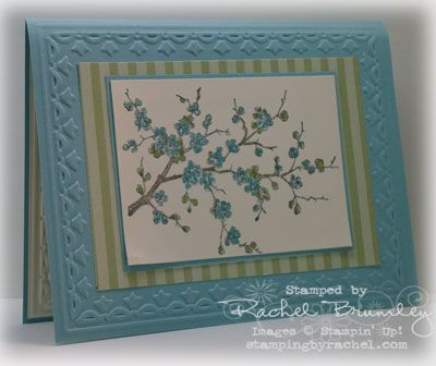 Easter-Blossoms card