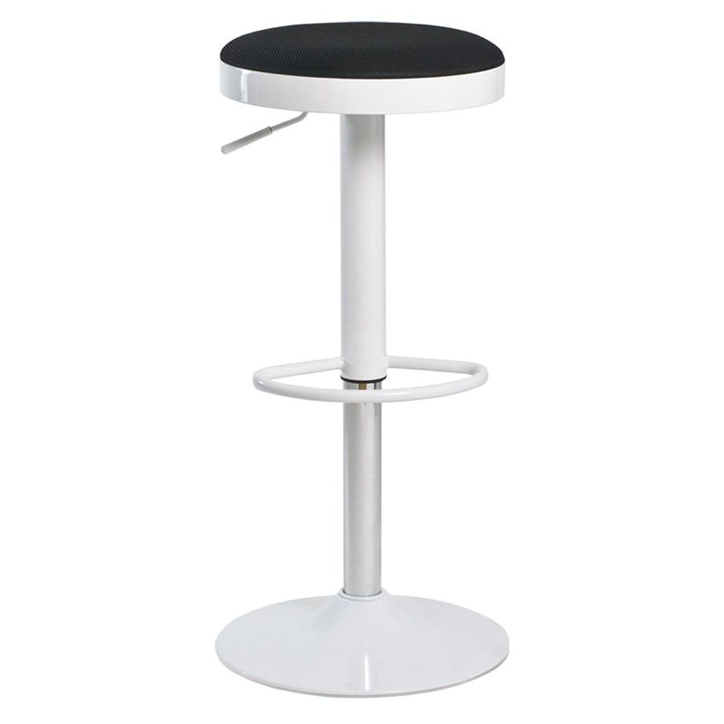 Admirable Calgary Adjustable Stool Black Set Of 2 In 2019 For The Machost Co Dining Chair Design Ideas Machostcouk