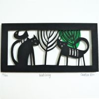 Gower Gallery - Image for Watching Papercut