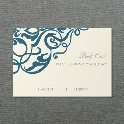 rsvp template free