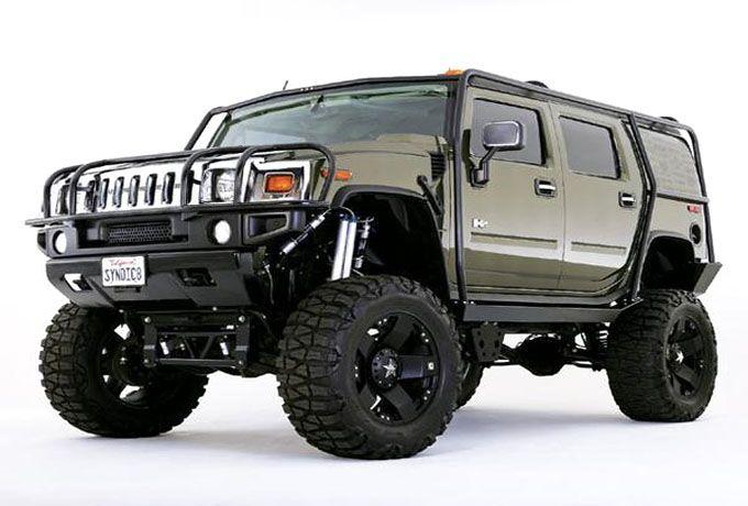 12 Hummer H2 Lift Kit Go Big Or Go Home Car Pinterest