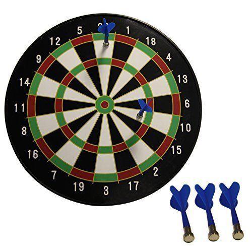 Birthday Gift For Boys Safe Magnetic Dart Game Dartboard Target U0026 6 Darts  Toy #MagneticDartboard