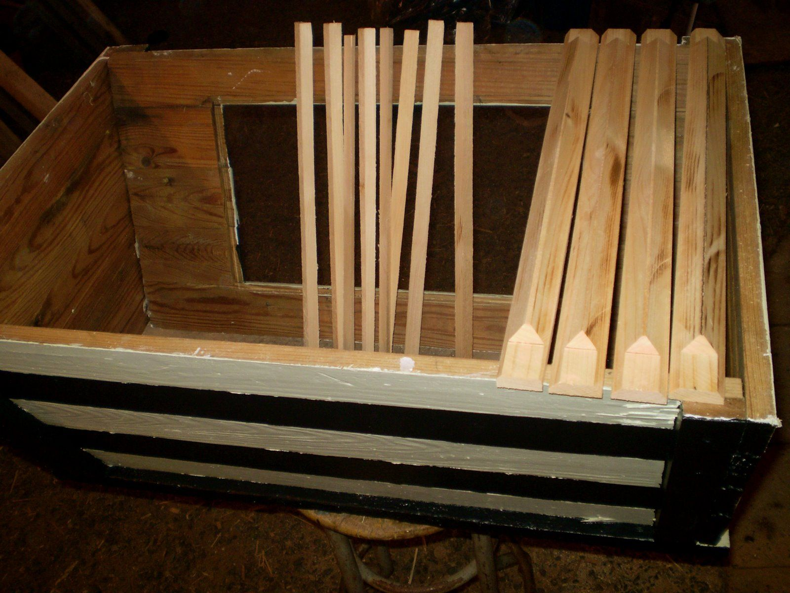 This Is The Easiest Way I Found To Build One Piece Top Bars For My KTB Hives:  Cut The Board To Top Bar Length, Center On The Hive And.