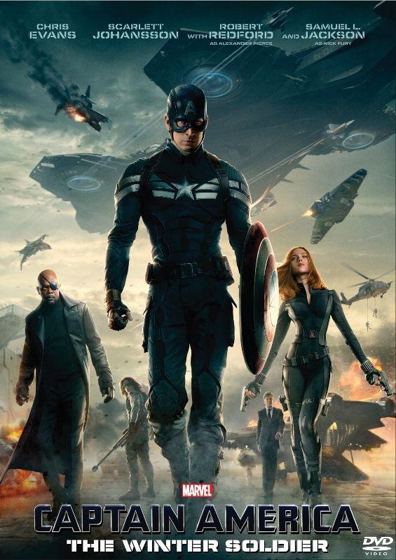 Capitan America Y El Soldado Del Invierno Es Una Pelicula De Superheroes Y Ciencia Ficcion D Winter Soldier Movie Captain America Winter Soldier Winter Soldier