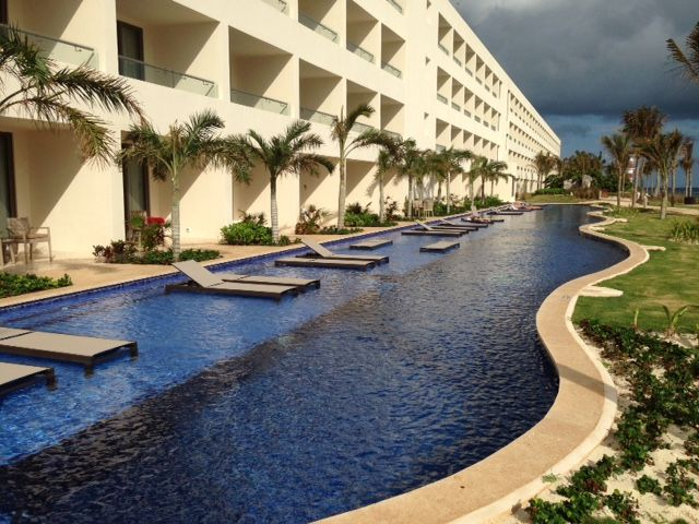 A Grand Opening With Style And Flair For Hyatt Ziva Cancun