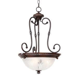 Hampton Bay Bercello Estates Collection 3 Light Volterra