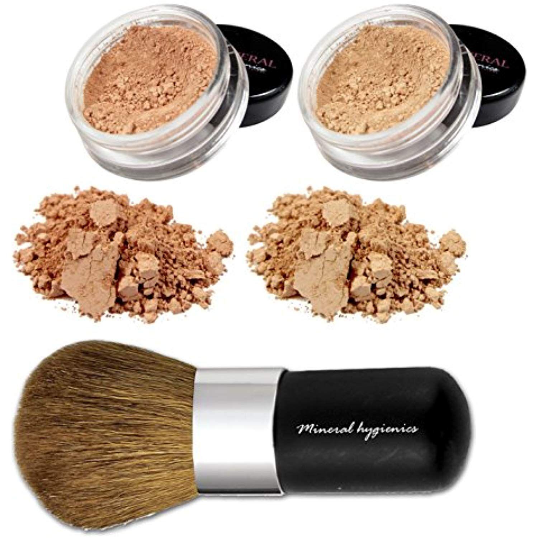 Mineral Hygienics Mineral Makeup Starter Kit Medium Mini