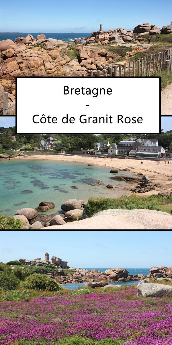 Photo of Hiking on the Côte de Granit Rose – Two tours on the GR34