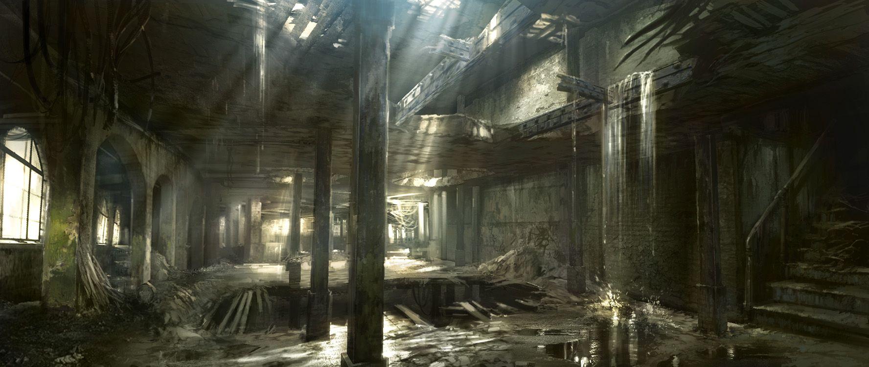 Interior Devastation by atomhawk.deviantart.com on @deviantART