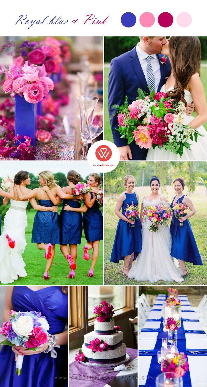 Top 9 Elegant Spring Summer Wedding Color Palettes For 2019