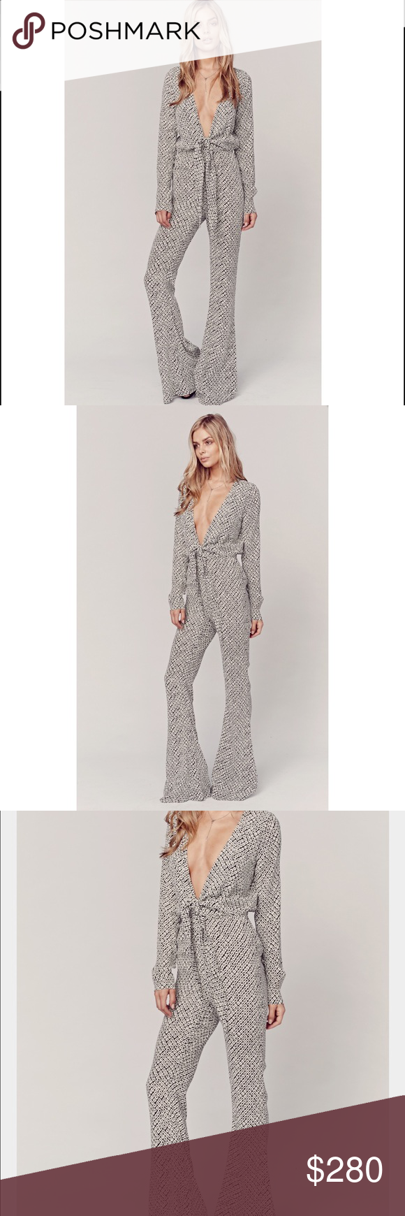 Stone cold fox romper Gorgeous ! Used once for about an hour. Stunning. Stone Cold Fox Other