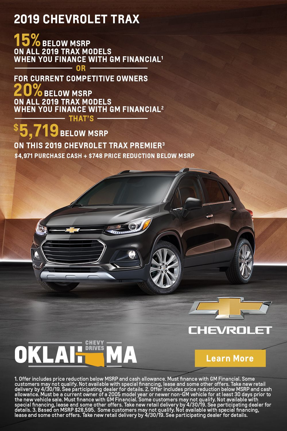Oklahoma Chevy Dealers >> Shop Now And Visit Your Oklahoma Chevy Team Dealers